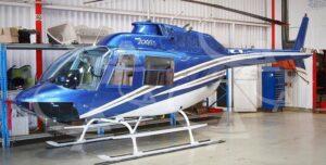 Bell 206 B III
