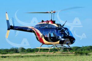 Bell 206 B III Jet Ranger